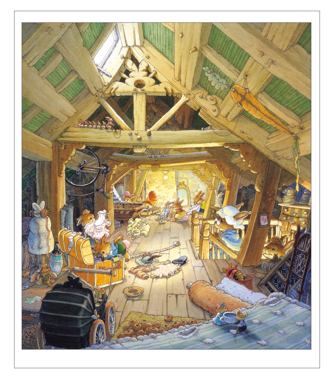 Les livres de votre jeunesse Jouannigot-famille-passiflore_128911
